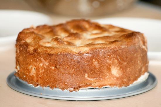 Kuchenhunger Apfelzimt Griesskuchen My Fitnessblog Der Speck